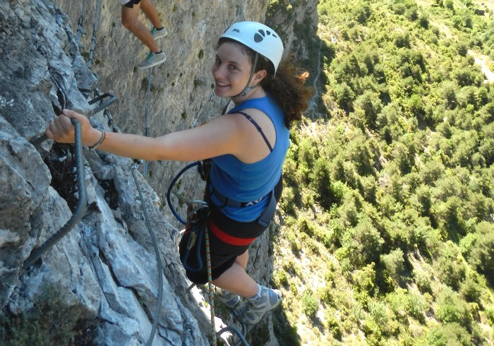 Via ferrata tende nice alpes maritimes