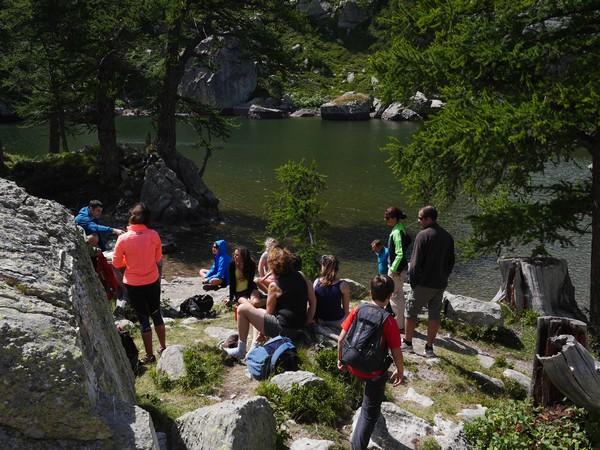 lac vert de fontanalba