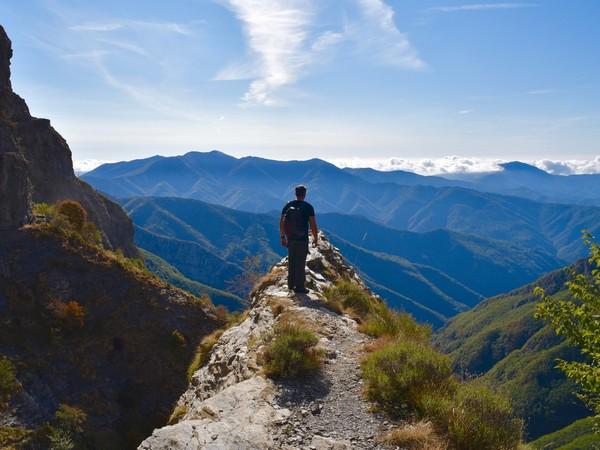 panorama randonnée alpes maritimes