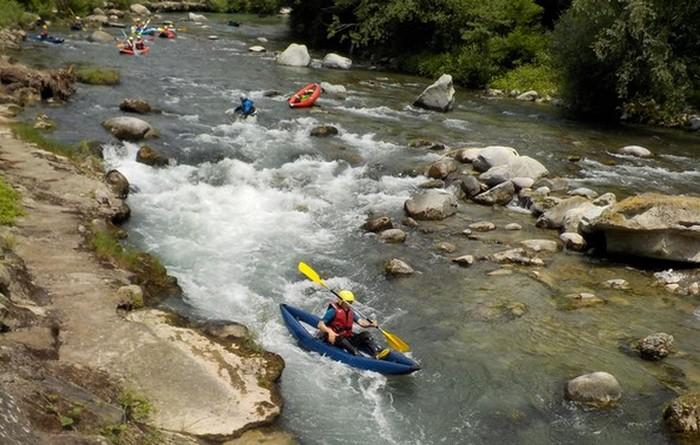 rafting bateaux roya