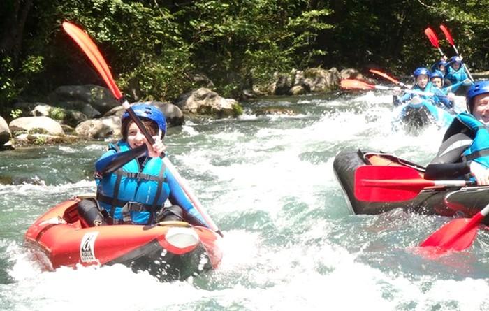 roya rafting enfants