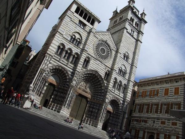 cathedrale de gênes