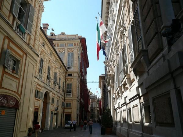 rue Garibaldi gênes