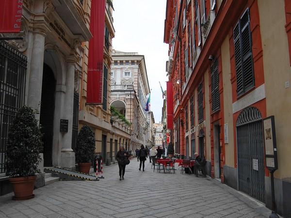 rue de gênes