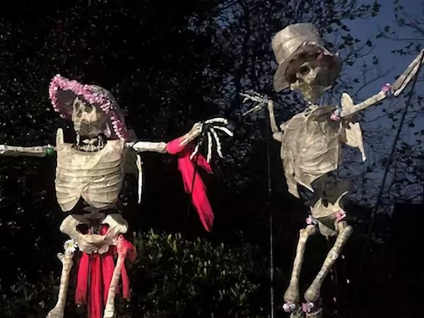 Fête Halloween Italie