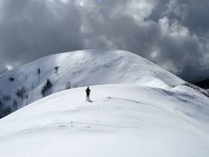 le sommet du Ceppo