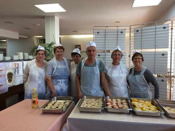 el team building gastronomie