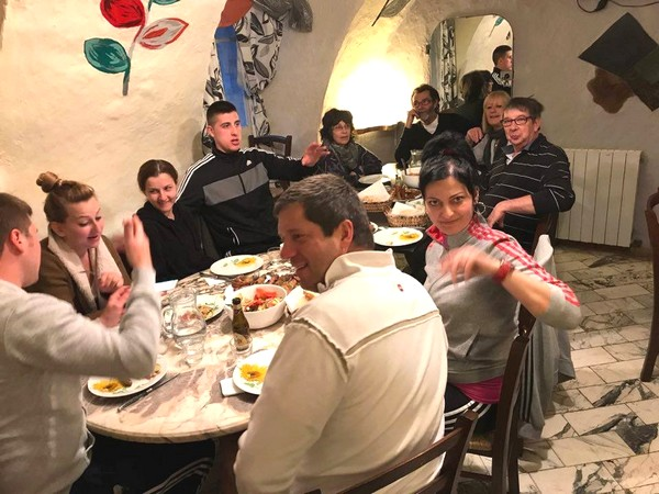 repas russe table