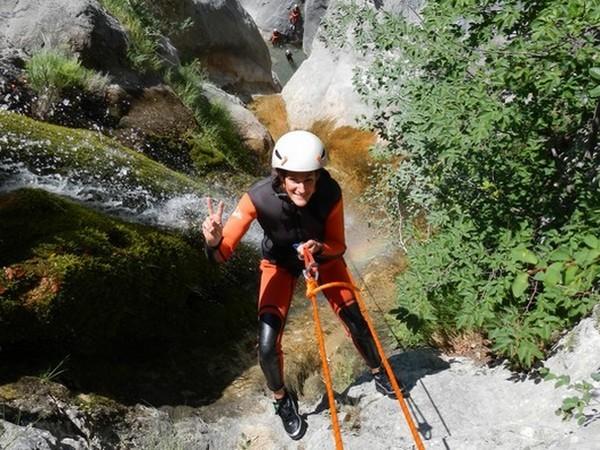 sejour canyoning ferrata vtt alpes maritimes