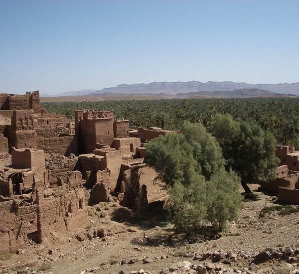 vallée du Draâ