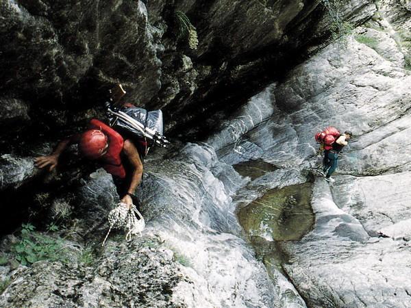 bendola canyoning