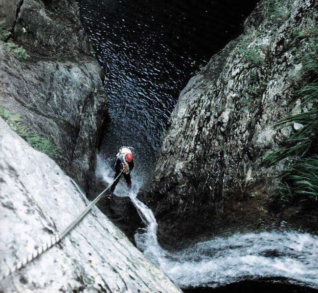 bendola canyon extrême
