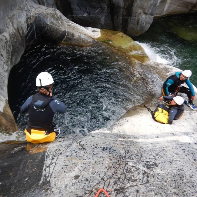 canyoning sanremo