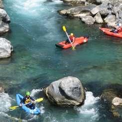 rafting lac roya breil