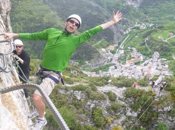 via ferrata tende