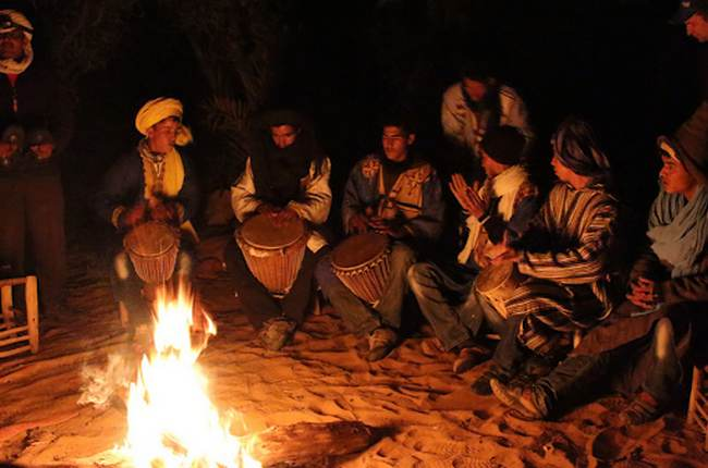 Berberes Maroc