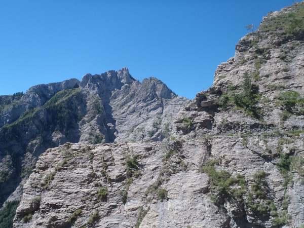 sentier des alpins italie